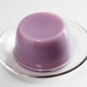 Taro flavor pudding powder